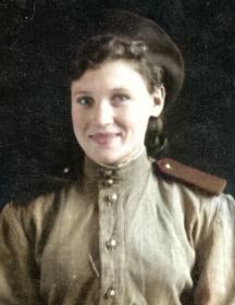 Павлинова (Сажнева) Елизавета Константиновна
