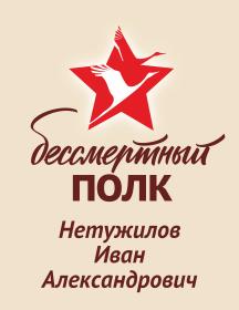 Нетужилов Иван Александрович