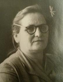 Панкратова Мария Ивановна