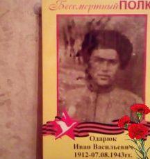 Одарюк Иван Васильевич