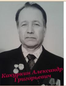 Какуркин Александр Григорьевич