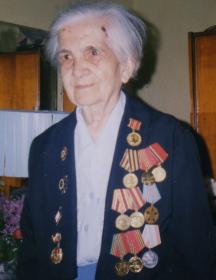 Горбачева Галина (Анна) Григорьевна