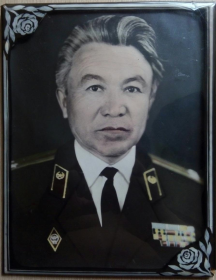 Спамбетов Мынжан -