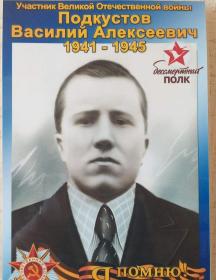 Подкустов Василий Алексеевич