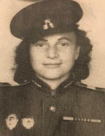 Полякова Александра Феоктистовна