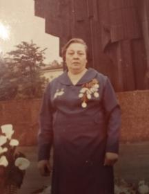 Сенных Екатерина Дмитриевна