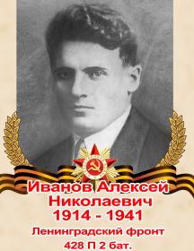 Иванов Алексей Николаевич