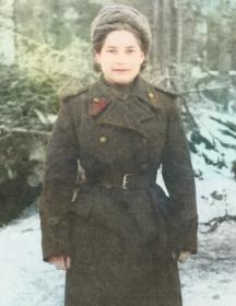 Смирнова (Шампорова) Ефросиния Степановна