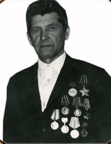 Хрипливых Алексей Кондратьевич
