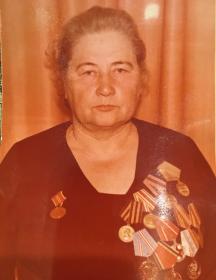 Жидкова Вера Денисовна