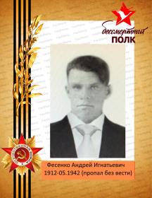 Фесенко Андрей Игнатьевич