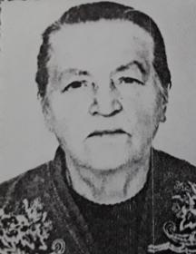 Петрищева Мария Фёдоровна