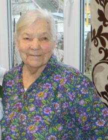 Кутырина Мария Матвеевна