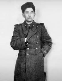 Елюбаев Казкен Садвакасович