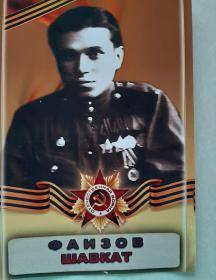 Фаизов Шавкат