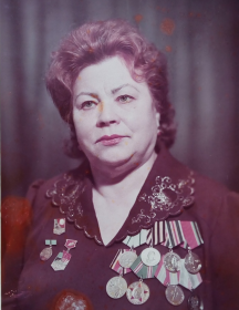 Абросимова Нина Фёдоровна