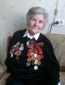 Андреенок (Рачаева) Ольга Антоновна