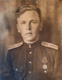 Комаров Николай Андреевич