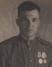 Комиссар Степан Алексеевич