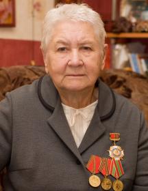 Соколовская (Волкова) Анна Фёдоровна