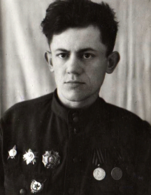 Бехер Павел Яковлевич