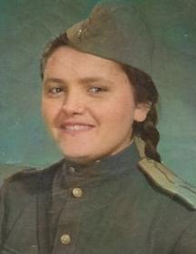 Ибрагимова Хава Бешаровна
