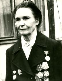 Стукалова Дарья Фёдоровна
