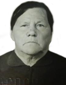 Черевко (Максакова) Пелагея Николаевна