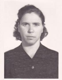 Табачкова (Корнюхина) Мария Егоровна