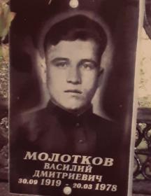 Молотков Василий Дмитриевич