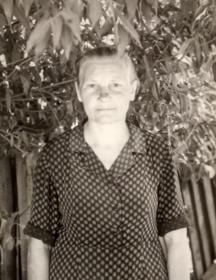 Блинникова (Якунина) Мария Федоровна