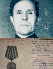 Шалаев Геннадий Васильевич