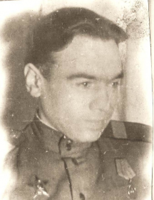 Кашулин Пётр Михайлович