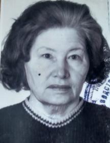 Маруханян(Бекова) Нина Моисеевна