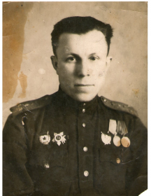 Гурьев Петр Алексеевич