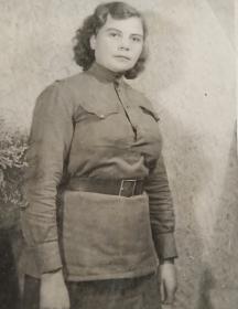 Сорочьева Мария Гавриловна