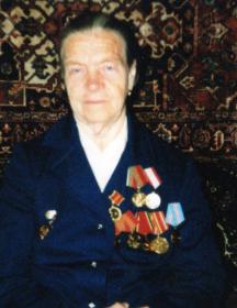Фефилатьева (Варганова) Августа Павловна