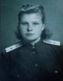 Юркова (Пятышева) Мария Григорьевна