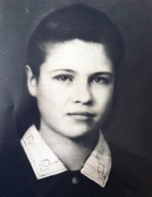 Сюндюкова (Ефимова) Мария Николаевна
