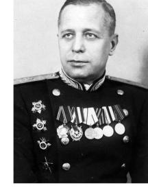 Знаменский Георгий Андреевич