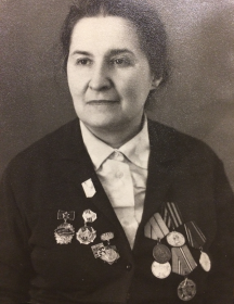 Синицына Вера Ивановна
