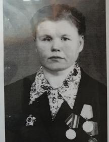 Потапова Мария Ивановна
