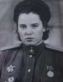 Милорадова Прасковья Васильевна