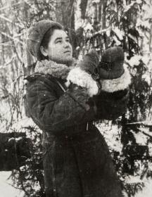 Жирова Анна Ивановна