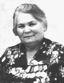 Ленкина (Аксёнова) Ольга Яковлевна