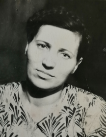 Панфилова Мария Ивановна
