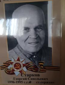Старков Георгий Савельевич