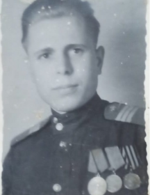 Базанов Николай Федорович