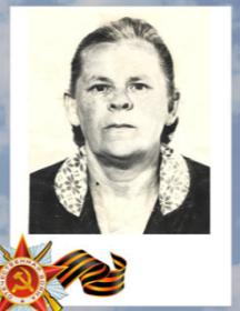 Грапп (Трушкова) Анна Павловна