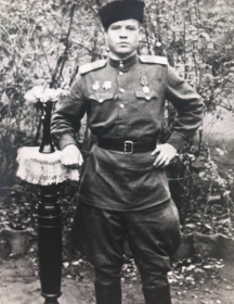 Сапронов Иван Тихонович